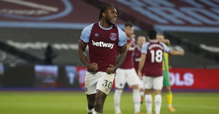 West Ham Michail Antonio