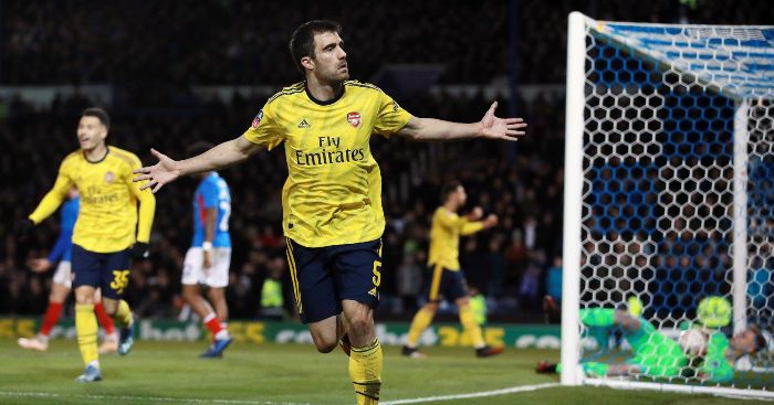 Sokratis free to find new club after Arsenal contract cancelled thumbnail