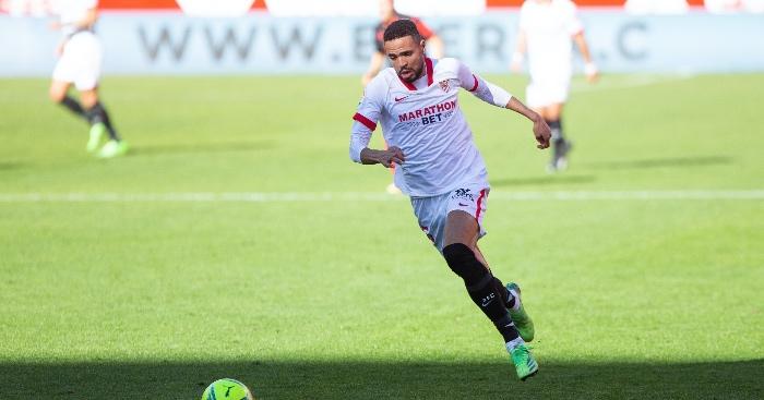 West Ham priced out of move for Sevilla striker En-Nesyri