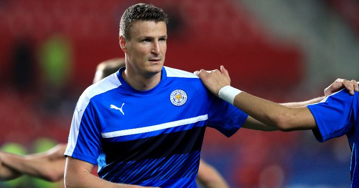Robert Huth Leicester City Chelsea
