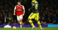 Sokratis Arsenal Liverpool