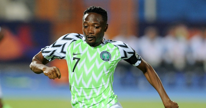 Ahmed Musa West Brom