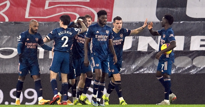 Arsenal Nicolas Pepe