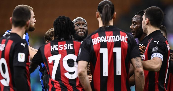 'F*ck you and your wife' – Lukaku, Zlatan square off in Milan derby