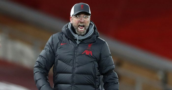 Klopp says 'negative' energy is driving Liverpool to 'strike back' thumbnail