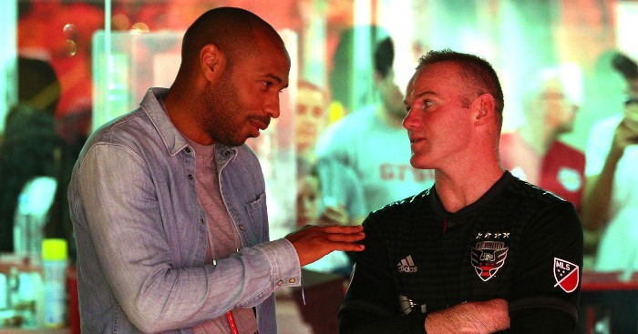 Henry, Rooney, Kompany and other Lampards In Waiting