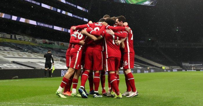 Tottenham 1-3 Liverpool: Klopp's men return to winning ways - Football News  -