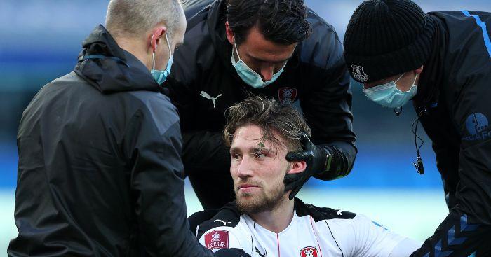 Rotherham United concussion