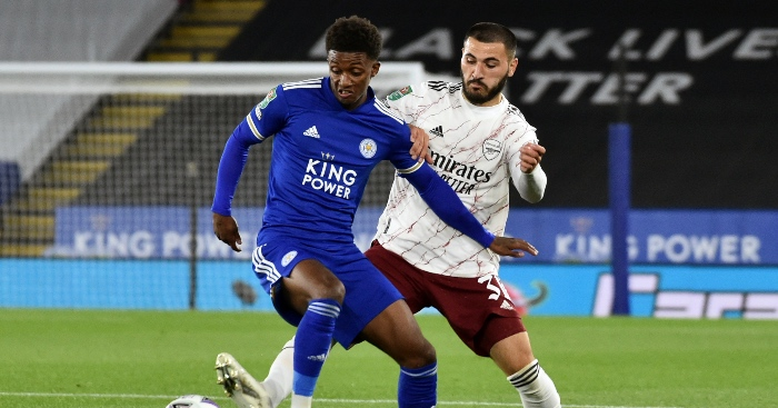 Leicester agree deal with Leverkusen to sell winger Gray thumbnail