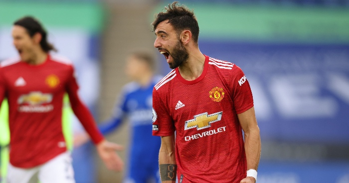 Solskjaer praises 'humble' Fernandes after one year at Man Utd thumbnail