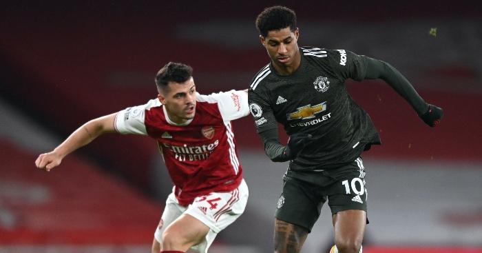 Arsenal 0-0 Man Utd: Big chances missed in goalless draw thumbnail