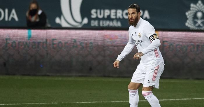 Sergio Ramos Man Utd