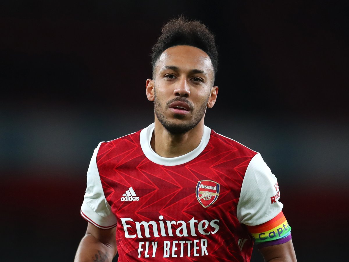 Aubameyang is set to return for Arsenal against Wolves thumbnail