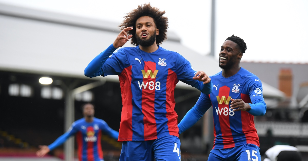 Crystal Palace midfielder Riedewald signs contract extension thumbnail