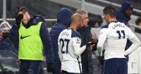 Gareth Bale Jose Mourinho Lucas Moura Erik Lamela Tottenham