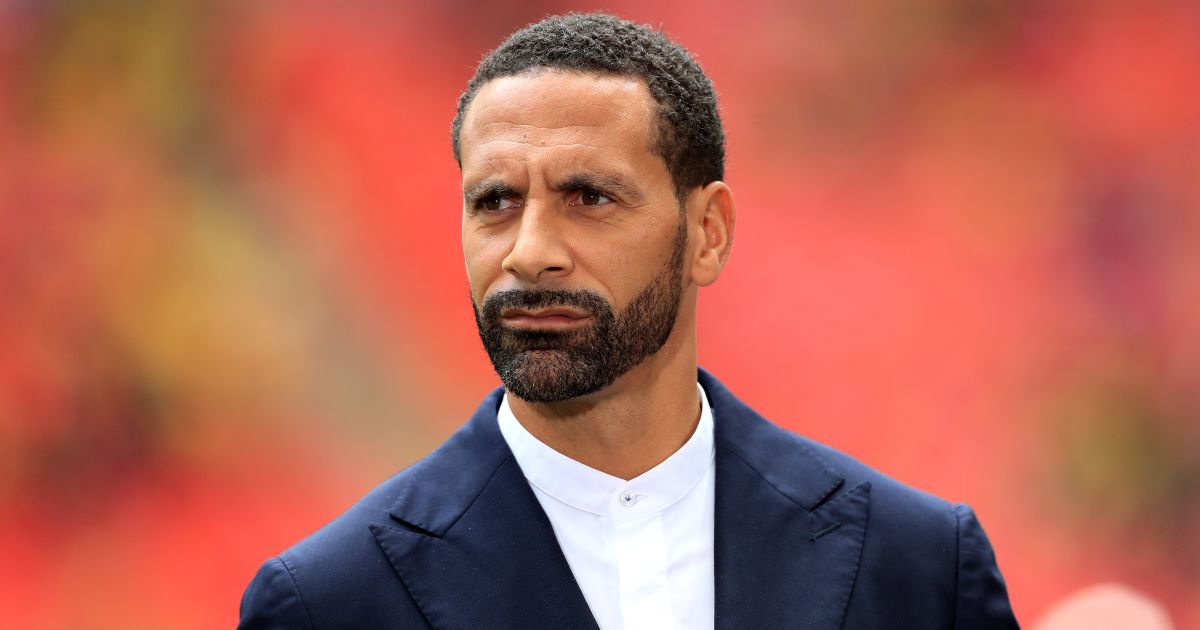 Rio Ferdinand Tottenham