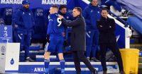 Brendan Rodgers Jamie Vardy Leicester City