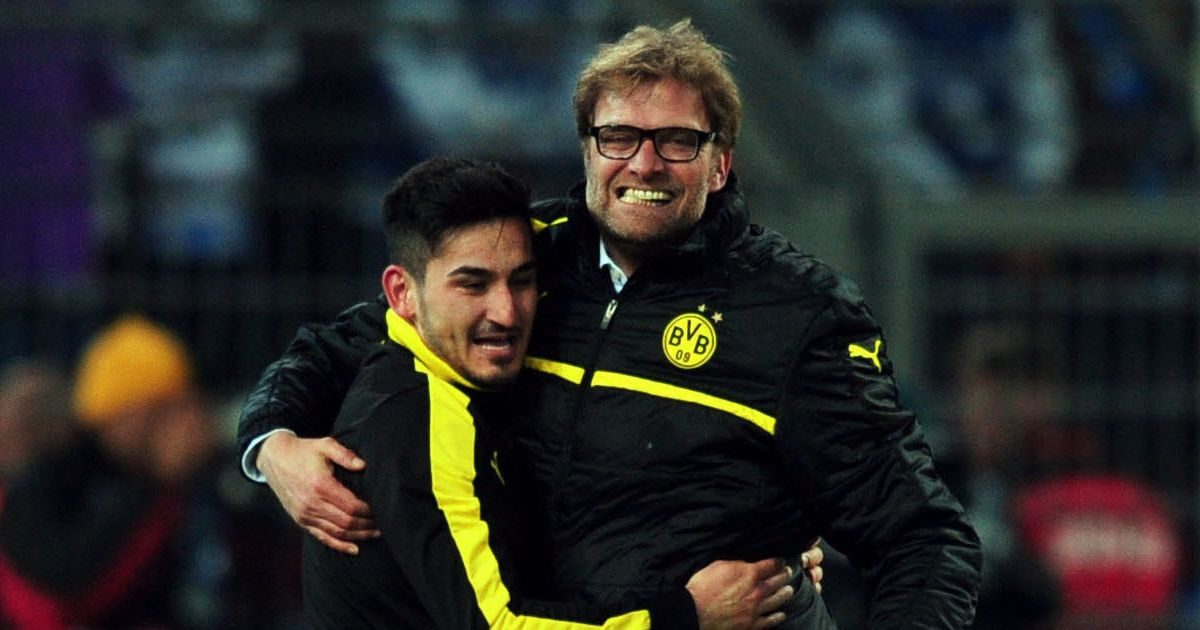Klopp 'not surprised' by Gundogan's great form for Man City thumbnail