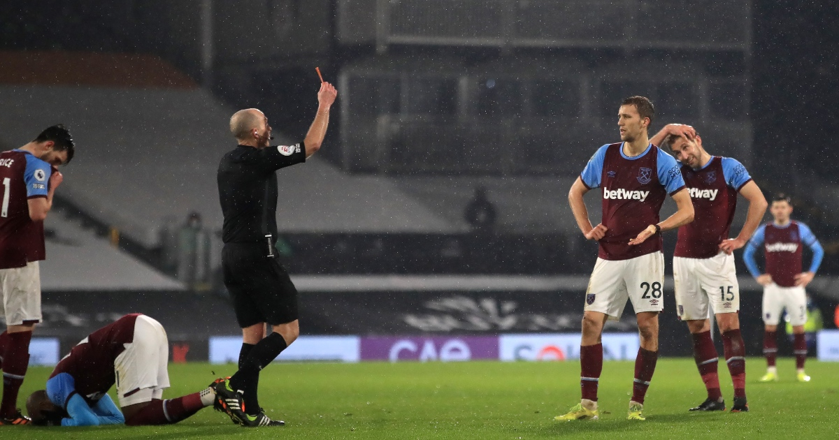 Tomas Soucek West Ham