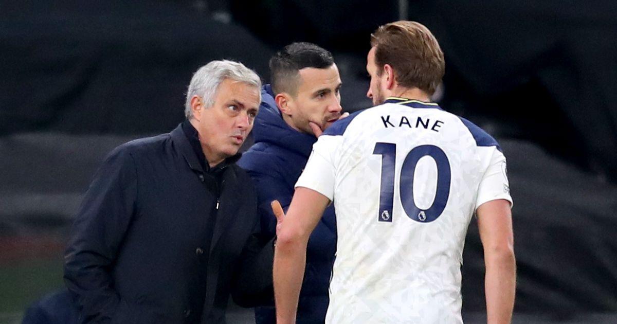 Do we all owe Mourinho an apology over Harry Kane?