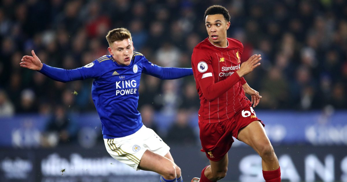 Leicester V Liverpool Can Reds Handle Barnes And Vardy Football365 Com