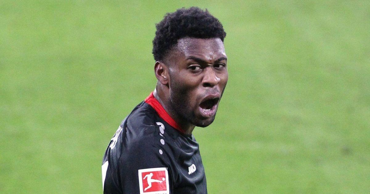 Timothy Fosu-Mensah Bayer Leverkusen Man Utd