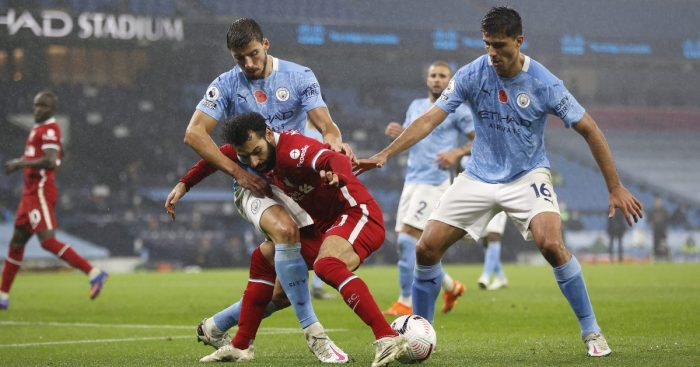 Ruben Dias Rodri Manchester City