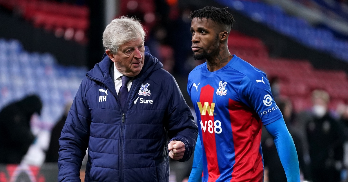 Hodgson: Palace have failed to shrug off one-man team criticism thumbnail