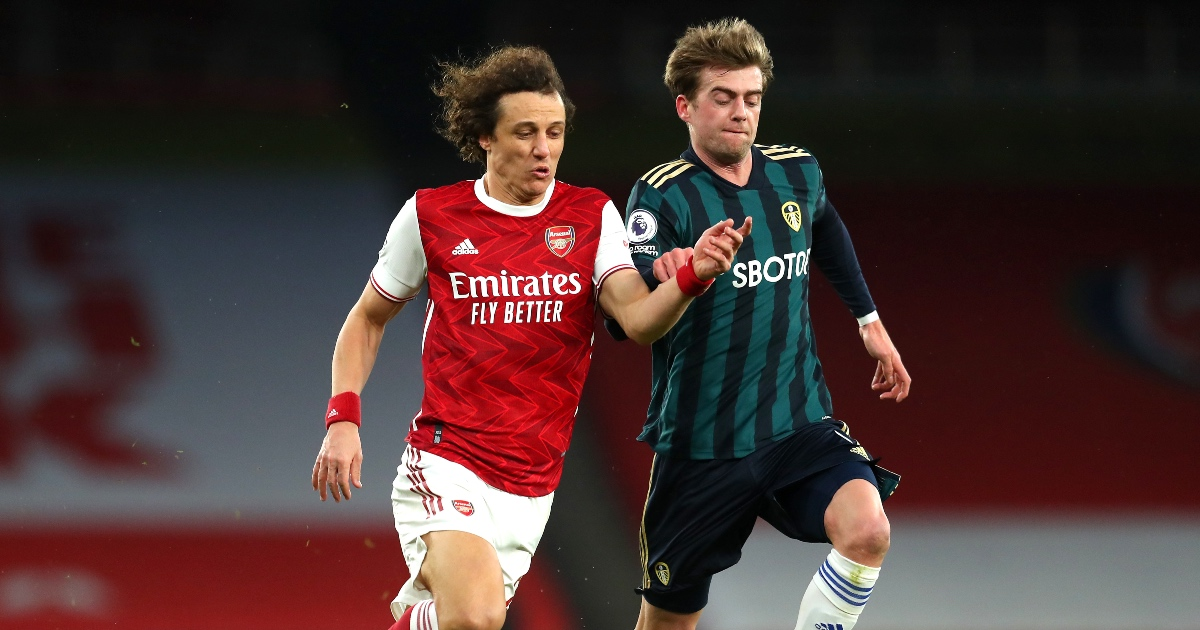 Arsenal set to offer defender Luiz one-year contract extension thumbnail