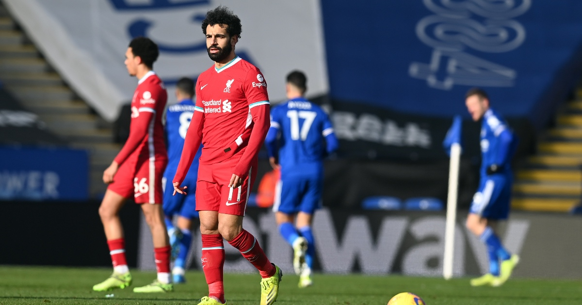 Mo Salah Liverpool Ian Rush