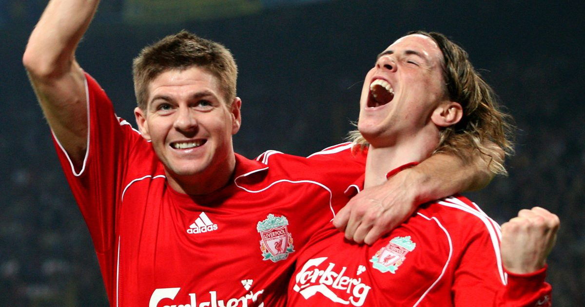 Gerrard admits Torres 'broke his heart' when he joined Chelsea thumbnail