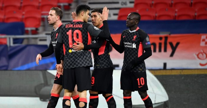 RB Leipzig Liverpool