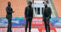 Franck Kessi Fikayo Tomori Milan Chelsea