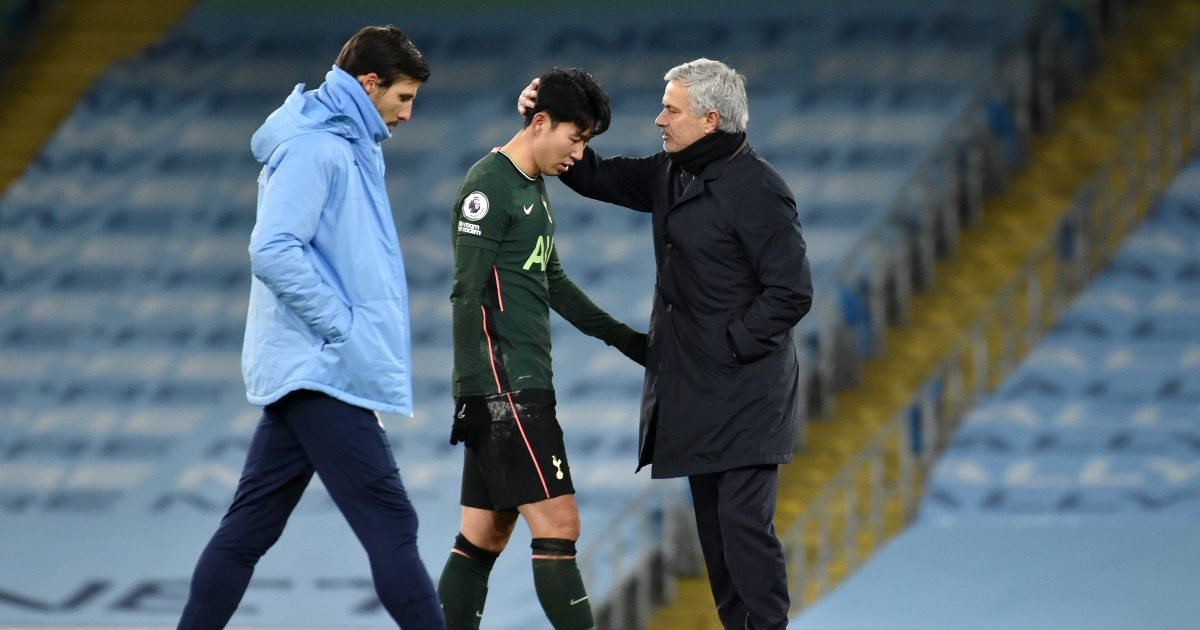 Son reacts to Mourinho rumour, says it's 'unfair' to talk about new deal thumbnail