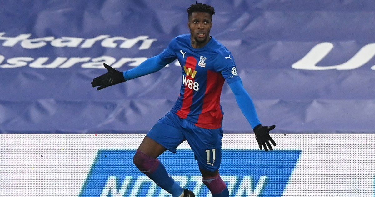 Zaha would be a good fit for Everton, says Keown thumbnail