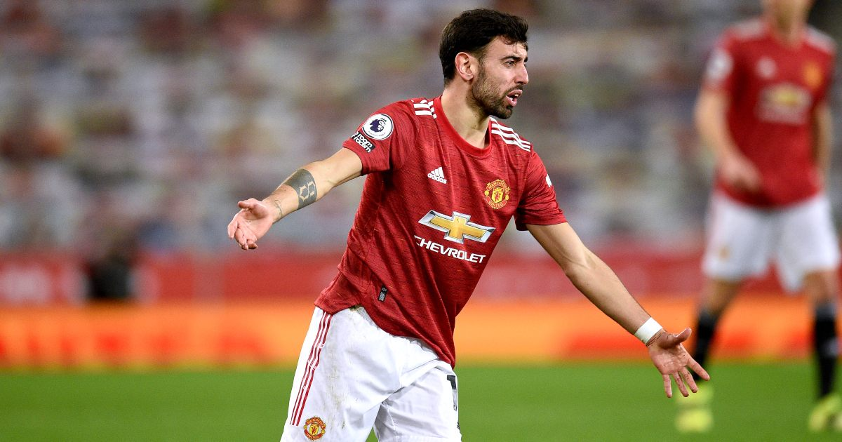 Bruno Fernandes Is Making Manchester United Worse Football365