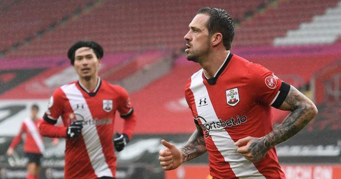 Danny Ings Southampton Man City