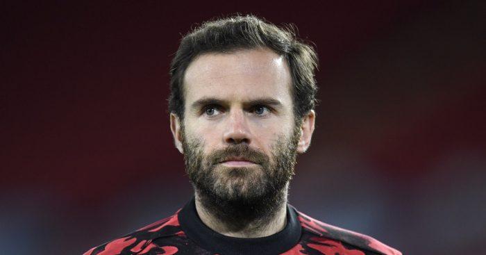 Juan Mata Juventus Man Utd
