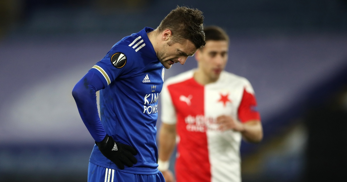 Leicester 0-2 Slavia Prague: Foxes suffer surprise defeat thumbnail