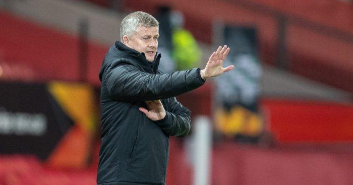 Ole Gunnar Solskjaer Man United