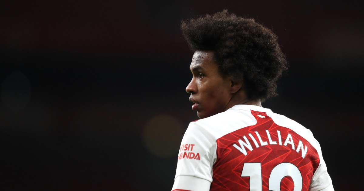 Arteta: Willian starting to show why Arsenal fought for him