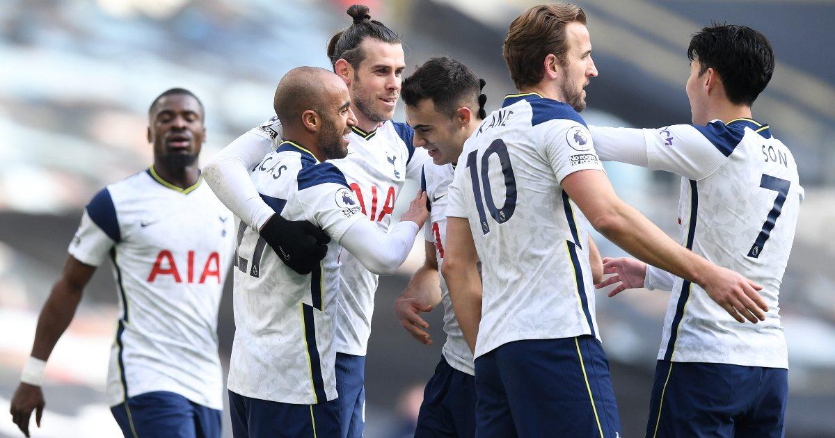 Tottenham Arteta Burnley Crystal Palace