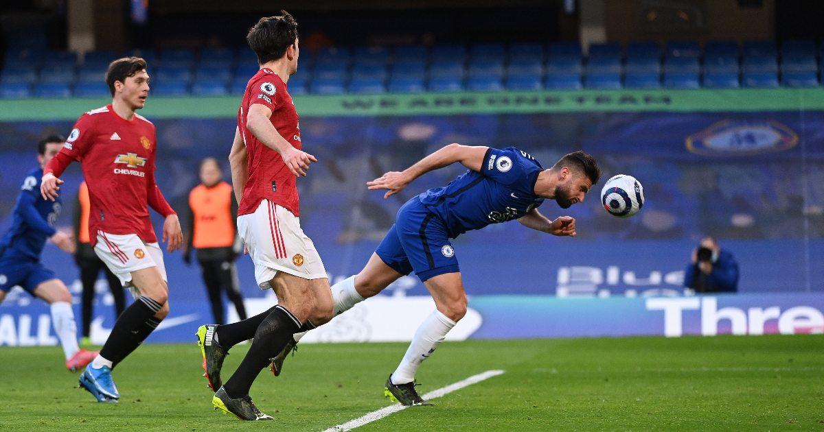 Chelsea Man United