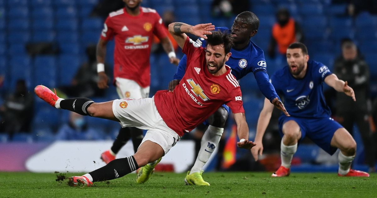 Manchester United draw with Chelsea: 16 Conclusions on Fernandes and..