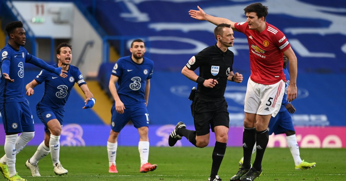 Clattenburg 'amazed' at 'mystery' Man Utd penalty decision