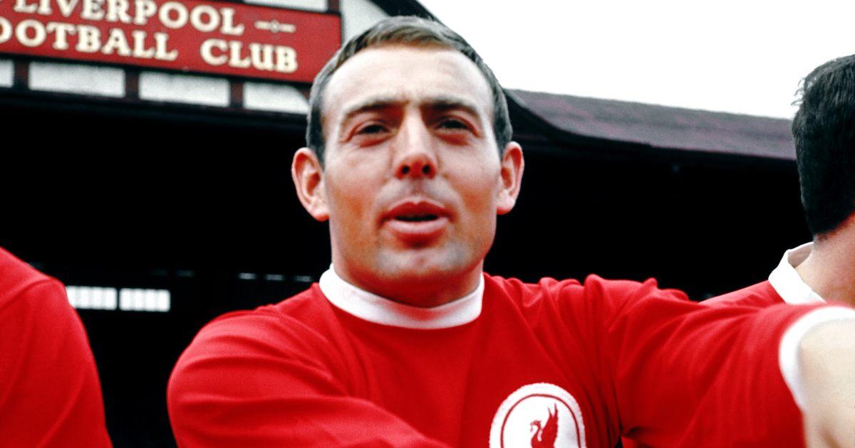 Ian St John Liverpool