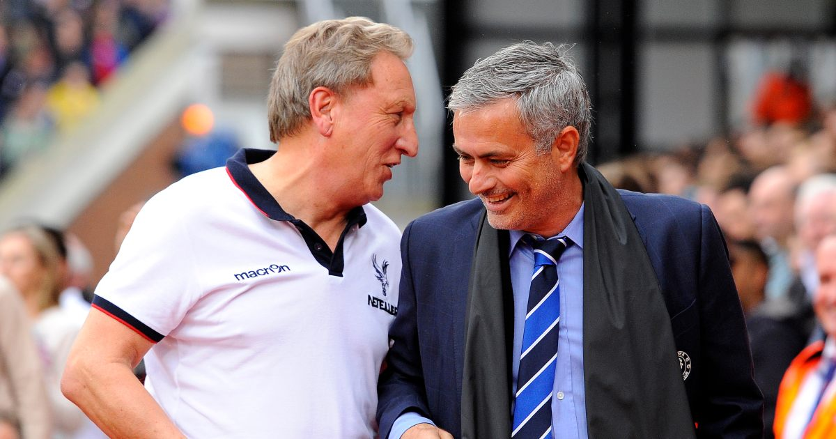 Neil Warnock Jose Mourinho Chelsea