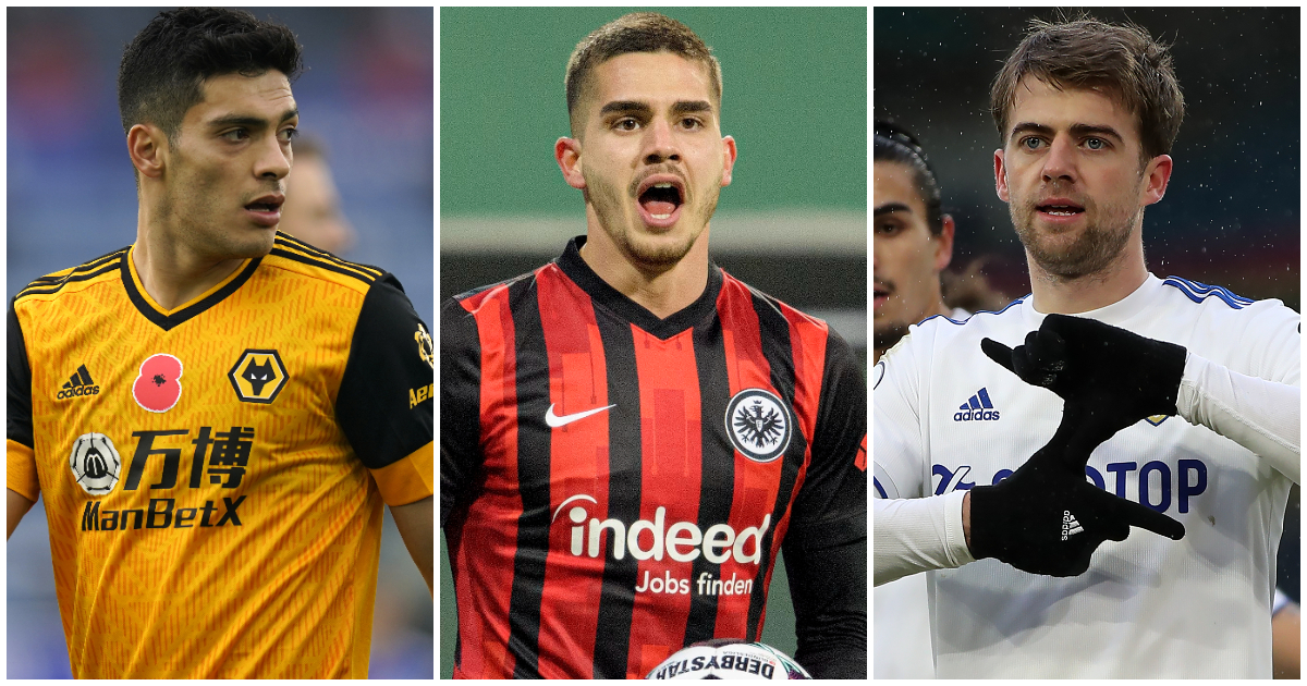 Five striker targets for Man Utd other than Haaland and Kane...