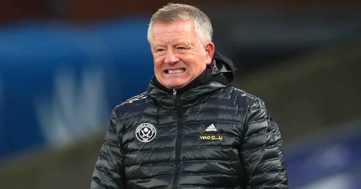 Chris Wilder Sheffield United Roy Keane