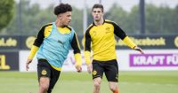 Jadon Sancho Arsenal